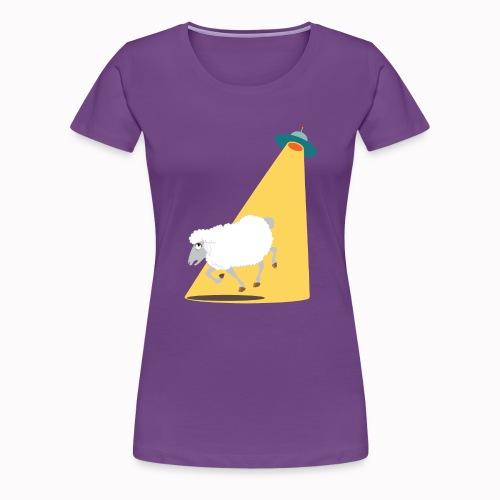 UFO - Women's Premium T-Shirt