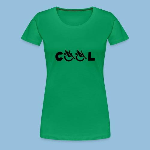 COOL 002 - Vrouwen Premium T-shirt