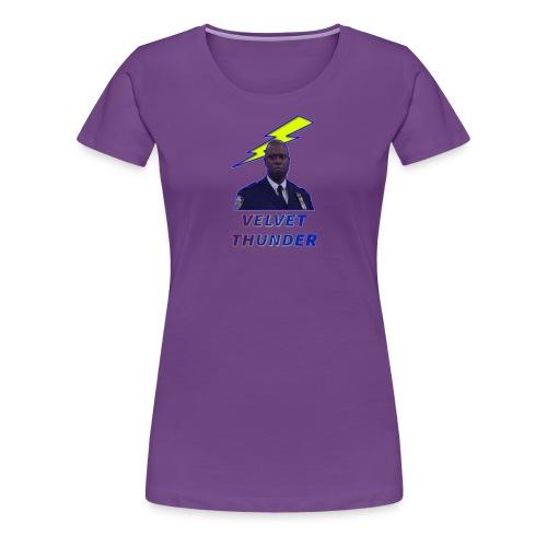 VELVET THUNDER - Women's Premium T-Shirt