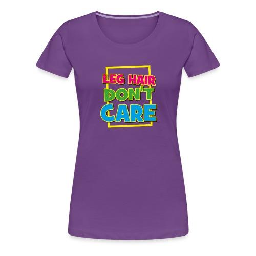 LEGHAIR - Premium-T-shirt dam