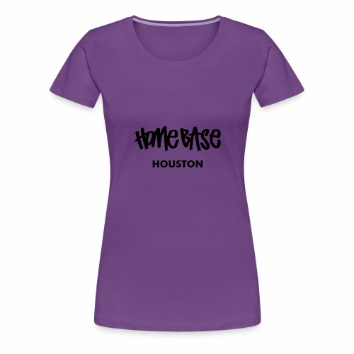 Home City Houston - Frauen Premium T-Shirt