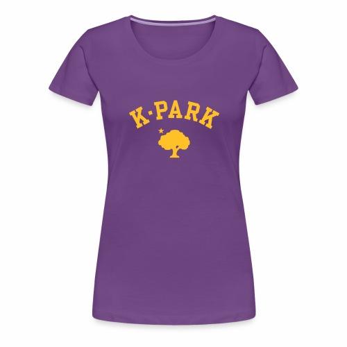 170326 Kpark College Clas - Frauen Premium T-Shirt