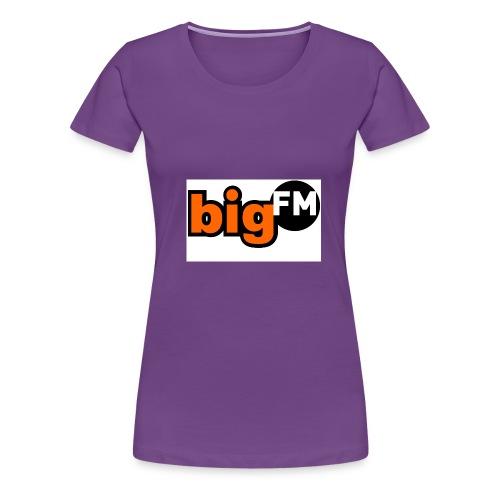 big neutral - Frauen Premium T-Shirt