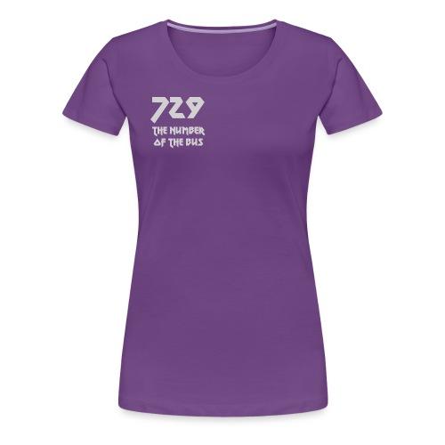 729 grande grigio - Maglietta Premium da donna