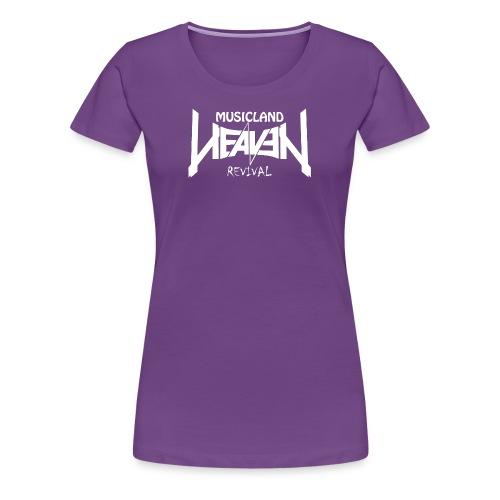 Heaven Revival Lila - Frauen Premium T-Shirt