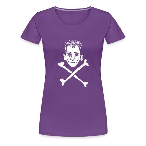 teschio giordano - Maglietta Premium da donna