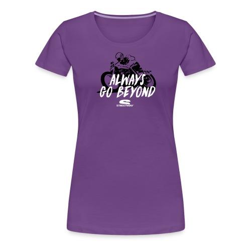 M133 - T-shirt Premium Femme