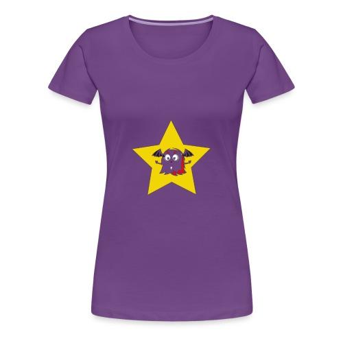spooky in star - Vrouwen Premium T-shirt