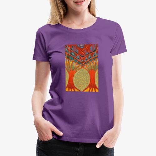 Do Nieba - Koszulka damska Premium