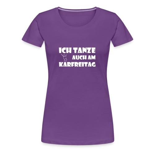 weiß png - Frauen Premium T-Shirt