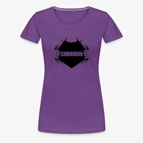 Rolstoel man 004 - Vrouwen Premium T-shirt