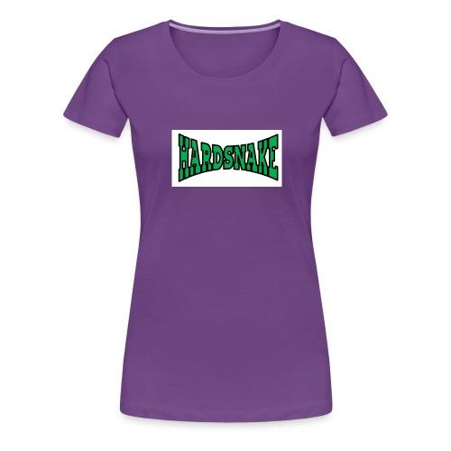 Hardsnake - T-shirt Premium Femme