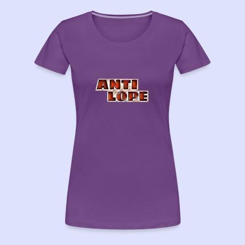 Antilope 0007 - Vrouwen Premium T-shirt