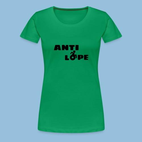 Antilope 004 - Vrouwen Premium T-shirt