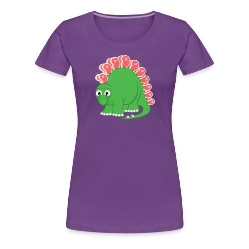 Steakosaurus - Frauen Premium T-Shirt
