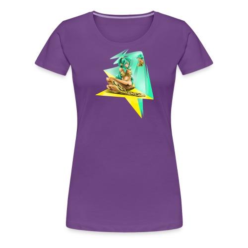 lamù - Maglietta Premium da donna