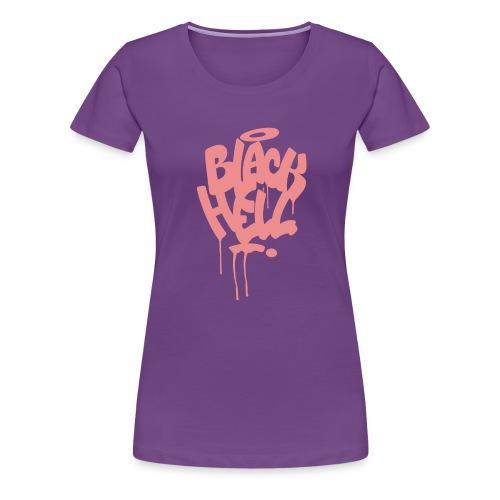 bombing rosa - Maglietta Premium da donna
