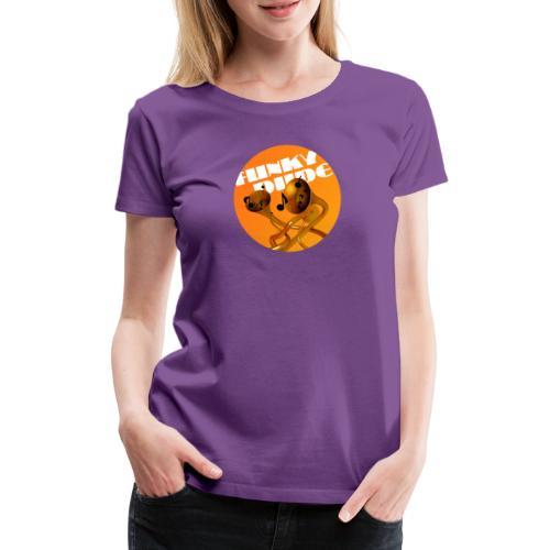 funky dude - Frauen Premium T-Shirt
