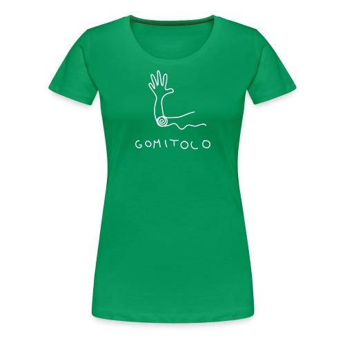 Gomito - Maglietta Premium da donna