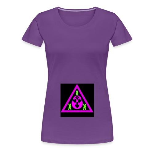 Xxxinvertedpink - Camiseta premium mujer