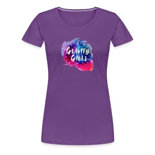 Gravity Girls Clothing Company - Women's Premium T-Shirt