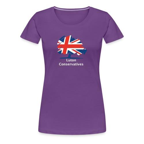 Luton Conservatives - Women's Premium T-Shirt