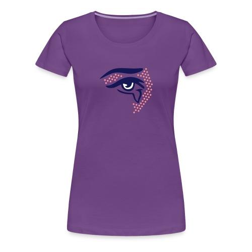 Pop Art Eye - Women's Premium T-Shirt