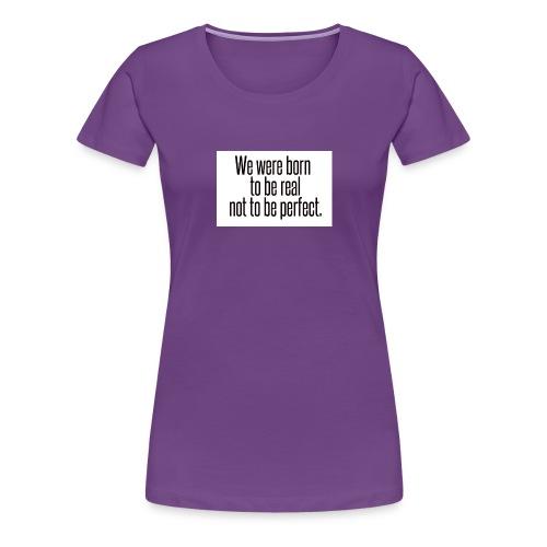 Case - Premium-T-shirt dam