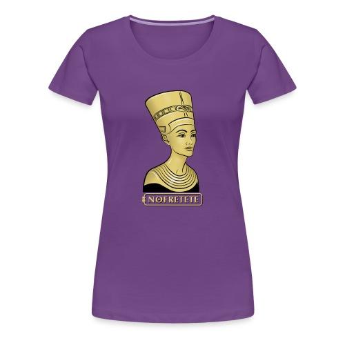 Nofretete I Königin von Ägypten - Frauen Premium T-Shirt