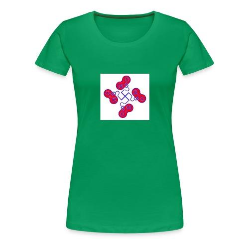 unkeon dunkeon - Naisten premium t-paita
