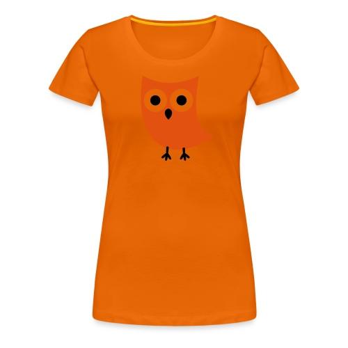 Uiltje - Vrouwen Premium T-shirt