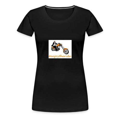 enjoytheride - T-shirt Premium Femme