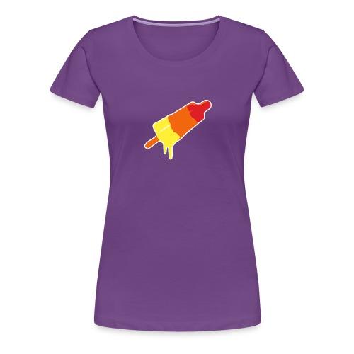 Raket - Vrouwen Premium T-shirt