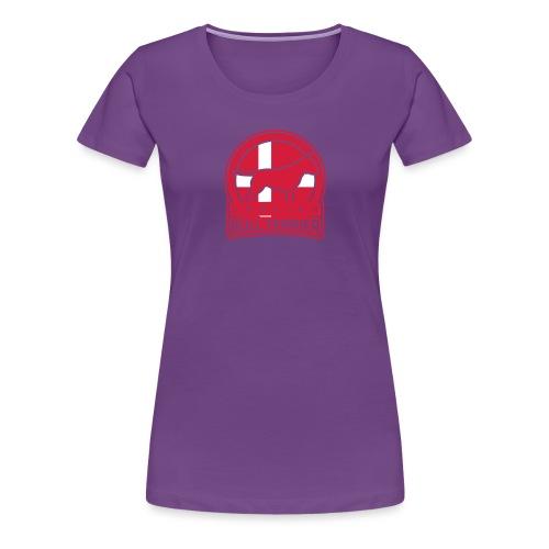 BULL TERRIER Denmark DANSK - Frauen Premium T-Shirt