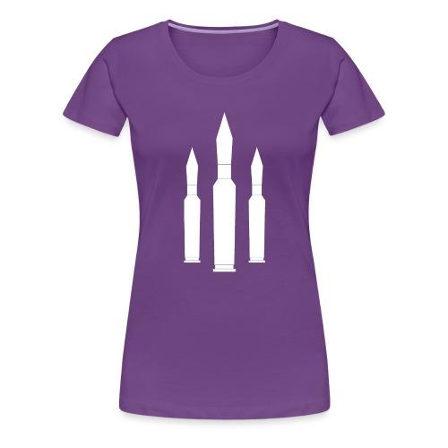 TripleShot - Women's Premium T-Shirt