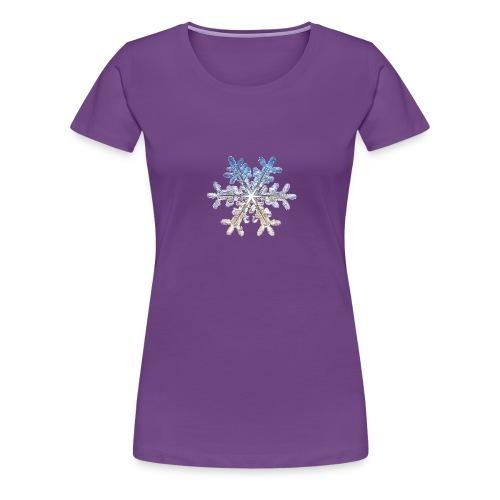 FrozenIce BUNNY! I LOVE NANNANANANNA - Vrouwen Premium T-shirt