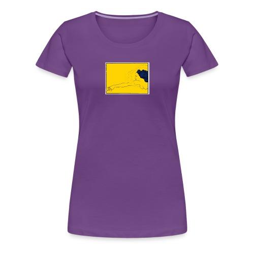 yellow - Women's Premium T-Shirt