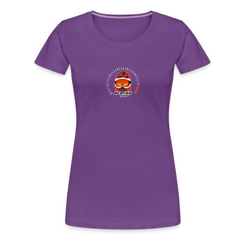 RedFox - T-shirt Premium Femme