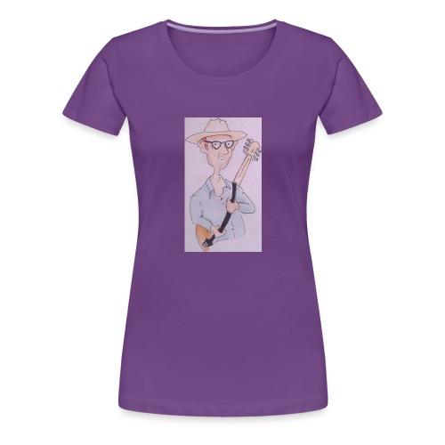 006 - Women's Premium T-Shirt