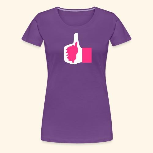 corsica likes - T-shirt Premium Femme