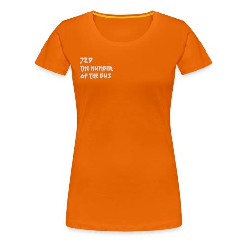 729 chiaro - Maglietta Premium da donna