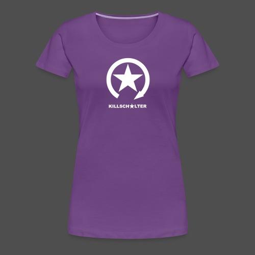KILL SWITCH Logo 7KS01 - Women's Premium T-Shirt
