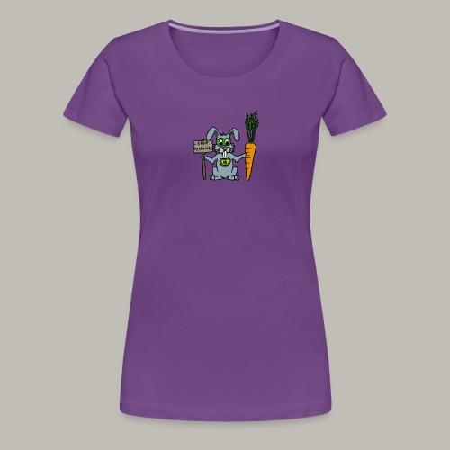 Green Rabbit - T-shirt Premium Femme