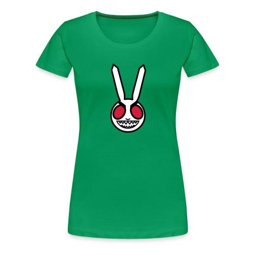 evil bunny - Women's Premium T-Shirt
