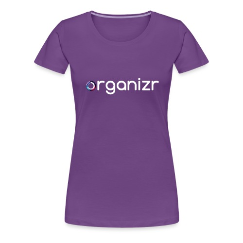 OrganizrSwag - Women's Premium T-Shirt
