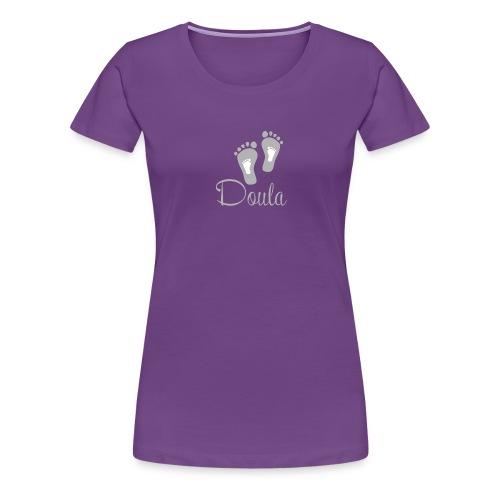 doula isot jalat - Naisten premium t-paita