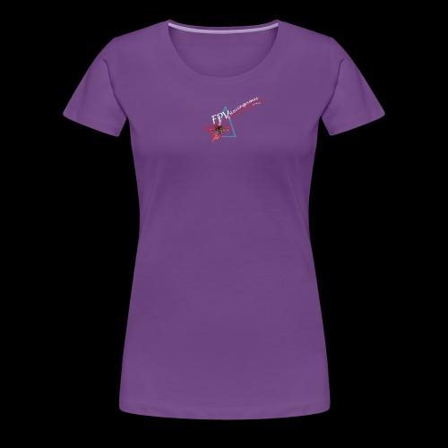 L'Original FPVRacinggames - T-shirt Premium Femme