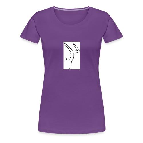 jonstorplogga - Premium-T-shirt dam