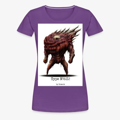 N16C2 - Frauen Premium T-Shirt
