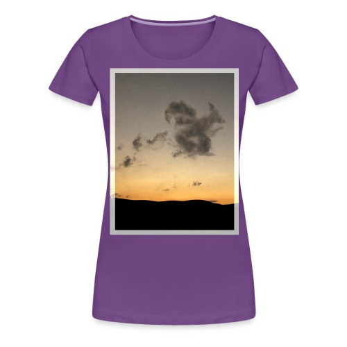 Sky - Women's Premium T-Shirt